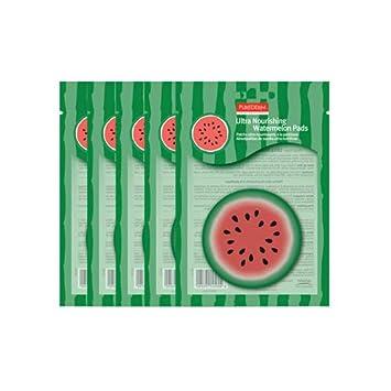 Amazon.com: PUREDERM - Almohadillas de sandía (10 hojas) x 5 ...