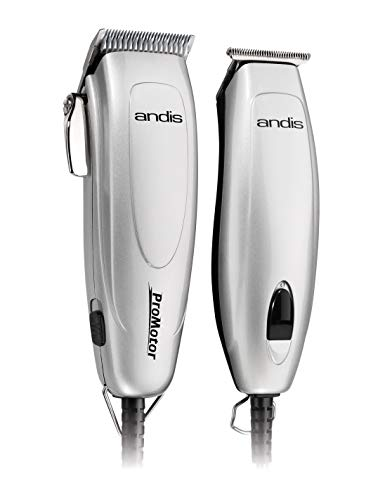 Andis Promotor+ Combo 27-Piece Haircutting Kit ()
