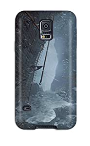 Hot 1897042K84736396 Case Cover, Fashionable Galaxy S5 Case - Infamous: First Light