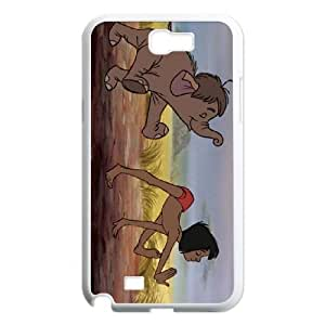 Samsung Galaxy N2 7100 Cell Phone Case White Disney The Jungle Book Character Junior Avmx