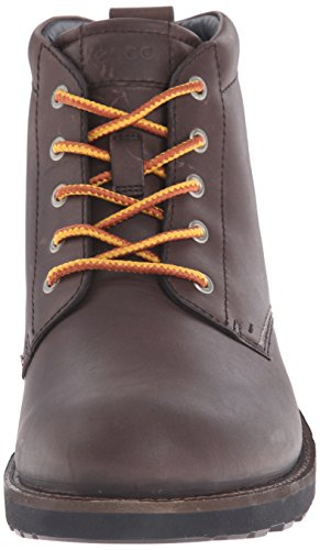 Ecco Heren Holbrok Plain-teen Boot Dark Clay
