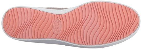 Dr. Scholls Womens Wandered Fashion Sneaker Grijs Microfiber Snake