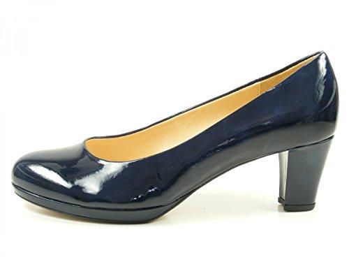 Gabor 71-260 Zapatos de tacón de material sintético mujer Blau