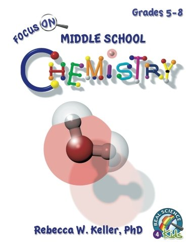 Focus On Middle School Chemistry Student Textbook  Softcover