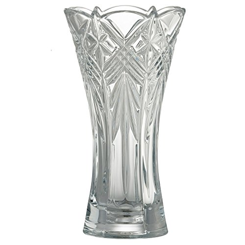 Irish Galway Crystal Vase from The Symphony Collection