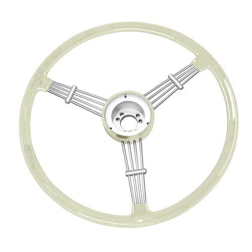 Empi Banjo Style Vintage Steering Wheel Kit, - Vw Wheel Bug Steering