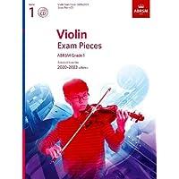 Violin Exam Pieces 2020-2023, ABRSM Grade 1, Score
