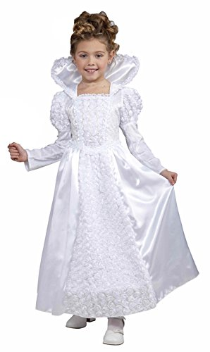 Forum Novelties Deluxe Designer Collection Bride Princess Costume, Child -