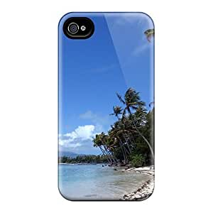 Special CaroleSignorile Skin Cases Covers For Iphone 6, Popular Sea Beach Backgrounds Phone Cases