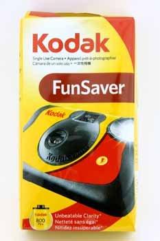 Kodak One-Time-Use Camera with Flash Case Pack 10 by KODAK