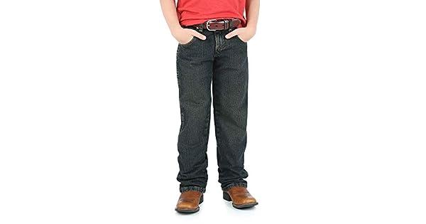 Amazon.com: Wrangler - Pantalones vaqueros para niño, estilo ...
