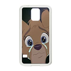 Samsung Galaxy S5 Phone Case Cover White Lady and the Tramp II Scamp's Adventure EUA15968693 Phone Case Protective Personalized