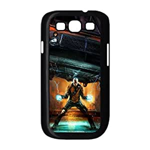 infamous Samsung Galaxy S3 9300 Cell Phone Case Black xlb2-018793