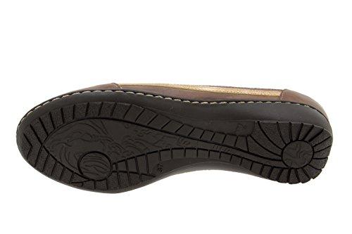 Komfort Damenlederschuh Piesanto 4751 Sportschuh herausnehmbaren einlegesohlen bequem breit