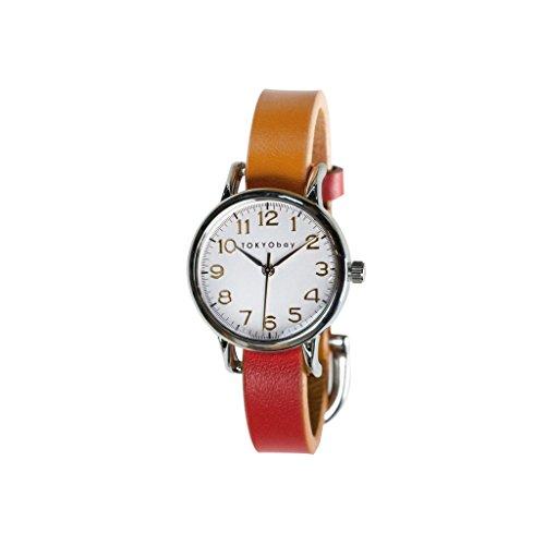 tokyobay-samy-watch-red