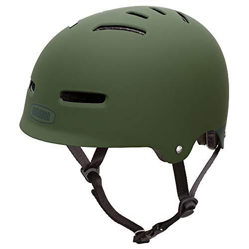 - Nutcase - Zone Bike Helmet for Teens and Adults, Battle Matte, Medium