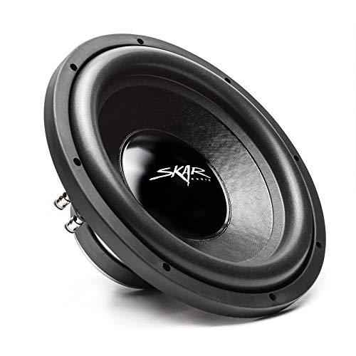 Skar Audio IX-12 D2 12″ 500 Watt Max Power Dual 2 Ohm Car Subwoofer