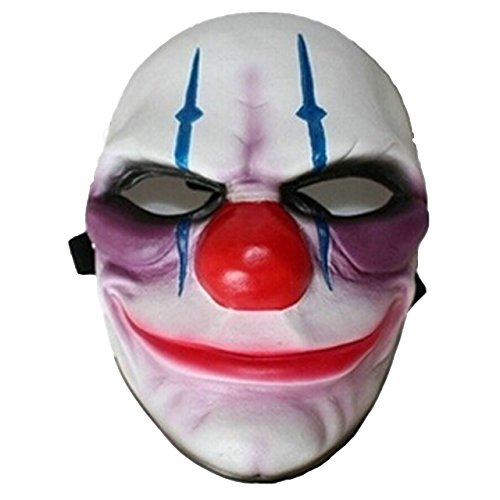 Payday2 Payday 2 Dallas,Hoxton,Wolf,Chains Mask Halloween (Chains)