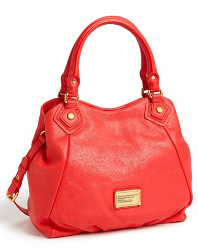 Marc by Marc Jacobs Classic Q Small Fran Tote, Macitosh Apple Red