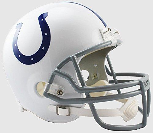 Riddell NFL Indianapolis Colts Replica Vsr4 Full Size Football Helmet