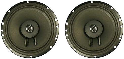 Altavoces 165mm coaxial 2-vías 120 Watt