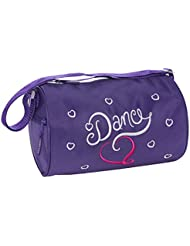 Horizon Dance Amore Embroidered Small Dance Duffel Bag