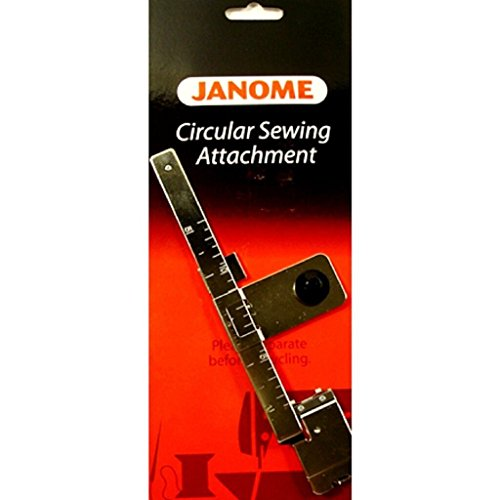 - Janome Circular Attachment #202106009 For Sewing Machine