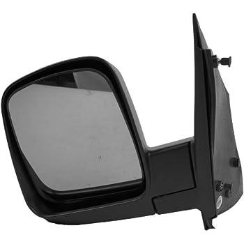 oe replacement chevrolet van gmc savana passenger side mirror outside rear view