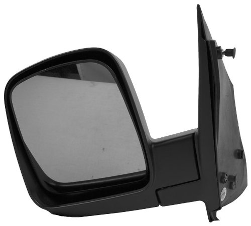 OE Replacement Chevrolet Van/GMC Savana Driver Side Mirror Outside Rear View (Partslink Number GM1320284)