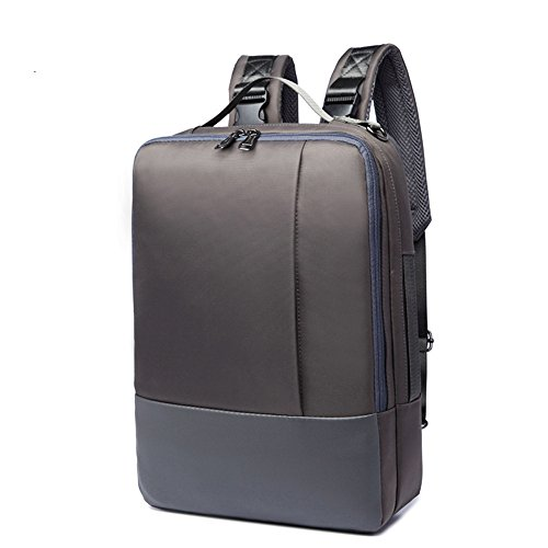 Business Notebook Backpacks, School College Men's Casual Men's Multifunction Bags Trendy Teenager Travel Bag School Bag Casual College Daypack, 30 * 41 * 10 Cm, Gray Gray