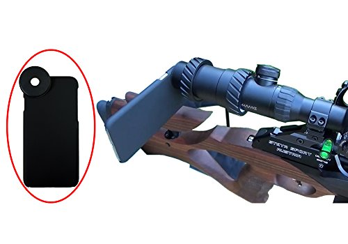 Discovery Optics Rifle Scope Phone Camera Adapter Mounting System for Shooting and Hunting Fit Various iPhone 6 Plus