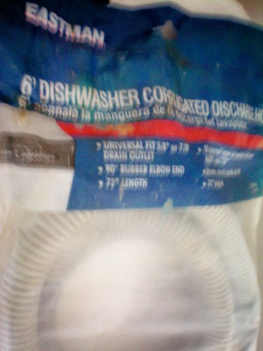 72 dishwasher hose - 9