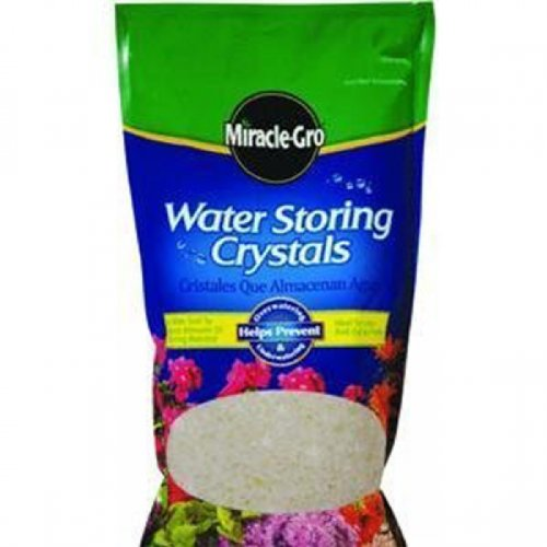 Miracle-Gro Water Storing Crystals Plant Food