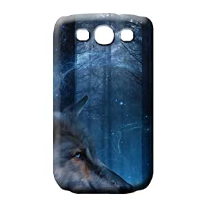 samsung galaxy s3 Shock-dirt Skin High Quality phone case mobile phone shells forest princess and her guardian