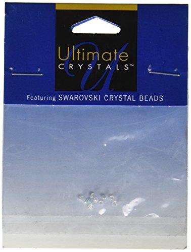 Swarovski 5000-2-T1AB 2Mm Round Bead Crystal Ab