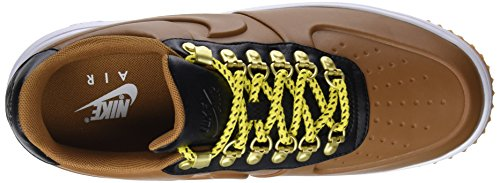 Tecnico Marrone Force 1 Sneakers Uomo Lunar Nike Tessuto qxXOwTSWv