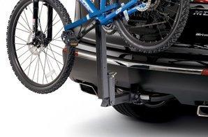 Genuine Acura Accessories 08L14-E09-201 Trailer Hitch Bike Attachment for Roof Rack