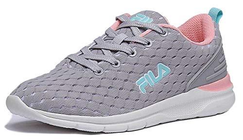 Fila 1010335 rosa Donna Tela 3jw Scarpe Grigio Sneakers In 5zxRwBa