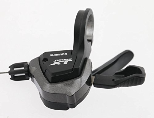 Shimano Deore XT SL-M8000 2/3 Speed Dynasys Left Front Mountain Bike Shifter NEW by Shimano