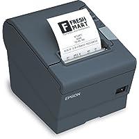 Epson TM-T88V Direct Thermal Printer - Monochrome - Desktop - Receipt Print - 11.81 in/s Mono - USB C31CA85084