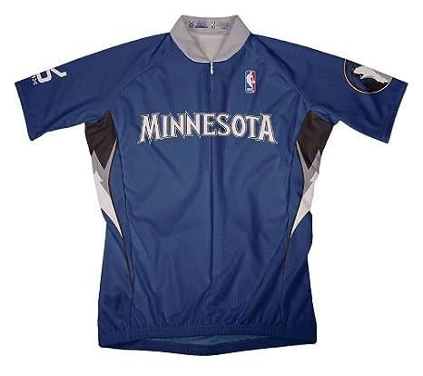 72abe514e ... shopping nba minnesota timberwolves mens short sleeve away cycling  jersey x small ceb86 ead46