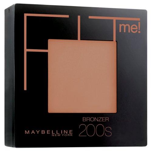 Maybelline FIT Me Bronzer 200s Compact Bronzing Powder 9g
