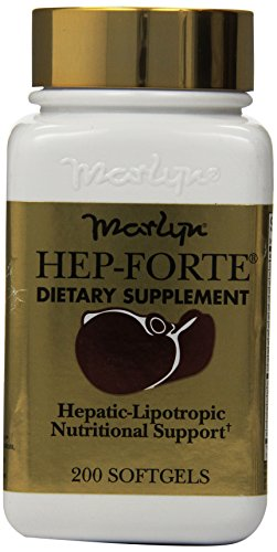 Naturally Vitamins Hep-Forte 200 ct, Bottle Review