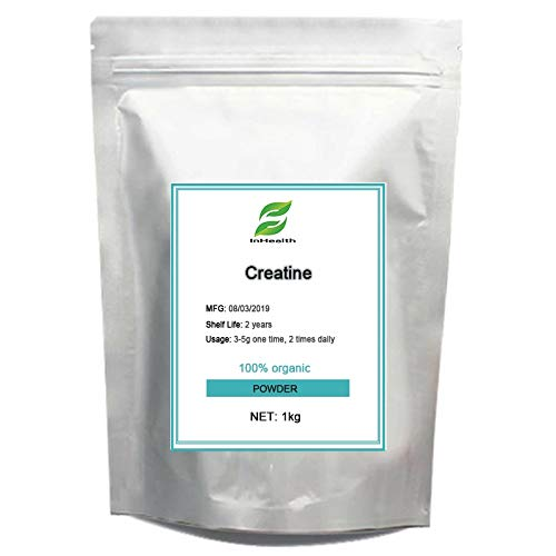 Ochoos 1kg Creatine,Nutritional Supplements, Kreatin, Provide Energy Quickly, Increase Strength, Muscle Growth