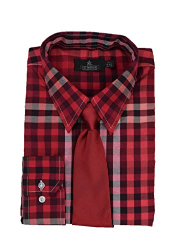 dress shirts with extra long sleeves - 3