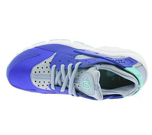 Bleu Gris Run Hyper Air NIKE Chaussures Bleu Racing Turquoise Bleu Sport WMNS Femme Huarache de Bleu vqwOCxR
