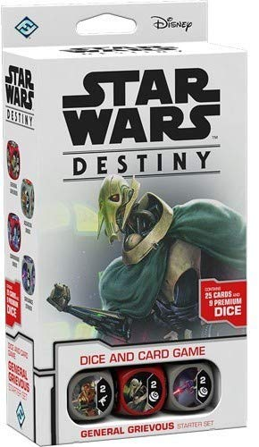 Fantasy Flight Games Sw Destiny: General Grievous Starter Set