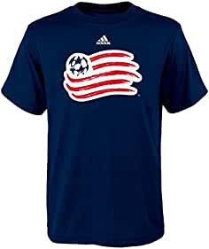 MLS Youth Boys Short Sleeve Primary Logo Tee