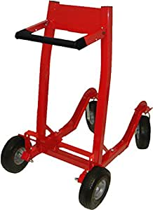 All terrain outboard motor dolly stand with for Large outboard motor stand