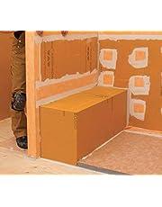 "Schluter Systems: Kerdi Board Shower Bench (Rectangle 11.5""x38""x20"")"